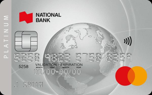 platinum mastercard - Mastercard Travel Card