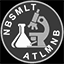 Logo Association des technologistes de laboratoire médical du Nouveau-Brunswick (NBSMLT)